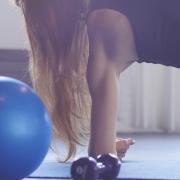 Workshop Pilates basics met gewichten