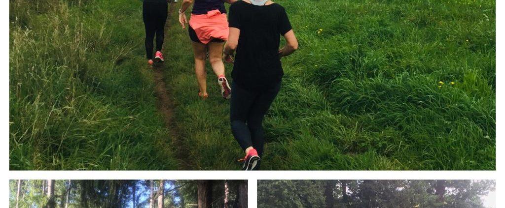 Ontspannen Hardlopen en Yoga